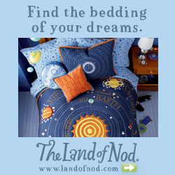 The Land of Nod Back to School 250x250