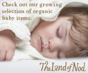 Shop Eco-Friendly at The Land of Nod