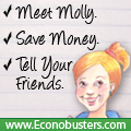 Meet Molly at www.econobusters.com