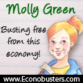 Molly Green Busting Free from this economy www.econobusters.com