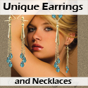 Unique Earrings and Necklaces