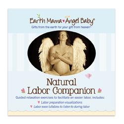 Natural Labor Companion CD