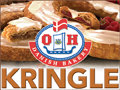 Kringle Danish Pastry