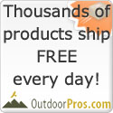 Free Shipping @ OutdoorPros.com