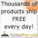 Free Shipping @ OutdoorPros.com