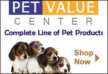 Pet Value Center offers a complete line of quality dog products at discounted prices