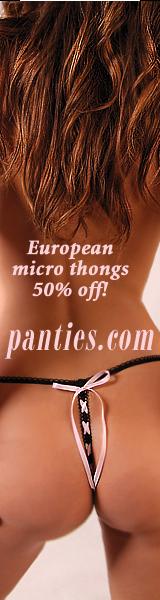 Micro Thongs