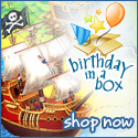 Get Your Birthday Party Supplies At Birthday In A Box Today!
