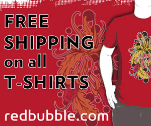 Free shipping on thousands of unique t-shirts. Created by artists worldwide. Satisfaction guaranteed.