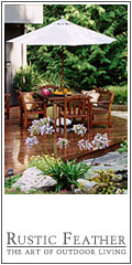 Click for Rustic Feather - Outdoor Furniture
