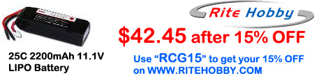 Rite Hobby - The biggest one-stop online Radio Control hobby store.