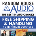 Random House Audio The Best in Audiobooks Free Shipping and Handling with no minimum purchase