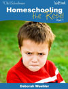 WeE-book: Homeschooling the Rebel, part 1