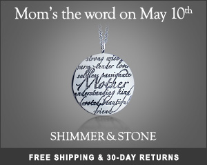 Mother's Day Jewelry Gifts at Shimmer & Stone - Free Shipping & 30-Day Returns