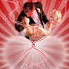 Ribbon Heart Photo Art