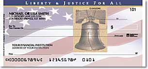 Checks Unlimited Stars & Stripes Checks