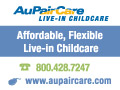 au pair, nanny, childcare agency, aupairs, live-in childcare