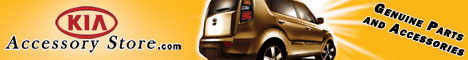 Genuine Kia Parts and Accessories