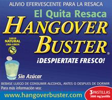 Hangover Buster