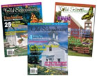 The Old Schoolhouse Magazine Step Into Spring Back Issue Bundle