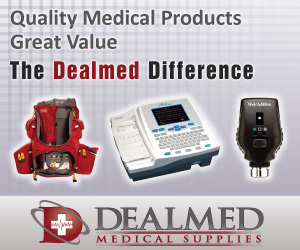 Quality medical products. Great value. The Dealmed difference.
