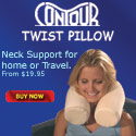 Contour Living - Twist Pillow