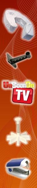 Unseen On TV @ InventHelpStore.com