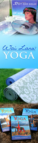 yoga mats and yoga supplies