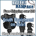 Youth Baseball Equipment On Sale