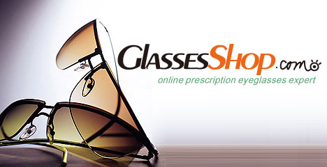 Glasses Shop - New Coupon - 15% Off - February-March 2011