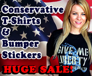 Conservative T-Shirts & Bumper Stickers