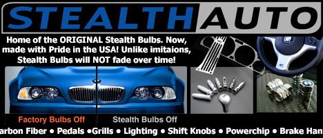stealth auto promo