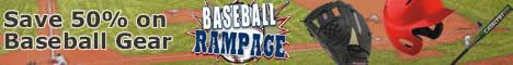 BaseballRampage.com Coupon