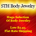 STH Body Jewelry - Huge Selection!