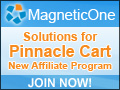 MagneticOne Affiliate Program for Pinnacle Cart