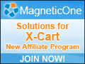 MagneticOne Affiliate Program for X-Cart