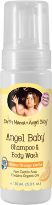 Angel Baby Shampoo & Body Wash