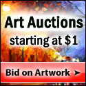 Art Auctions starting at $1