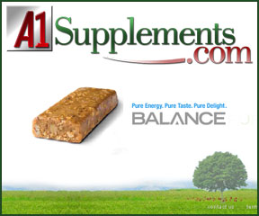 Find the biggest selection and lowest overall prices on over 6000 best selling supplements and fitness products on www.A1supplements.com