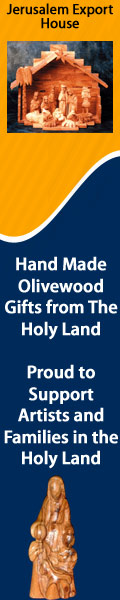 Hand Made Gifts from The Holy Land