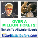 Ticket Distributors - Tickets To All Major Events