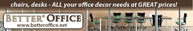 www.betteroffice.net - Up to 50% off all Office Furniture