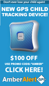 Amber Alert GPS $100 Off Coupon