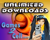 Games 2 Cell.  Get games on your mobile device.
