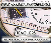 Whimsical Professions Watches