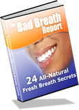 Bad Breath Remedy Report