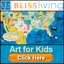 BlissLiving Art for Kids Click Here