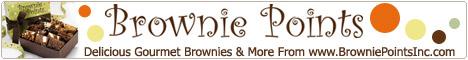 Gourmet Brownies - BrowniePointsInc.com