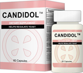 Candidol Internal Canddia Cure
