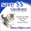 Cat Supplies at GregRobert